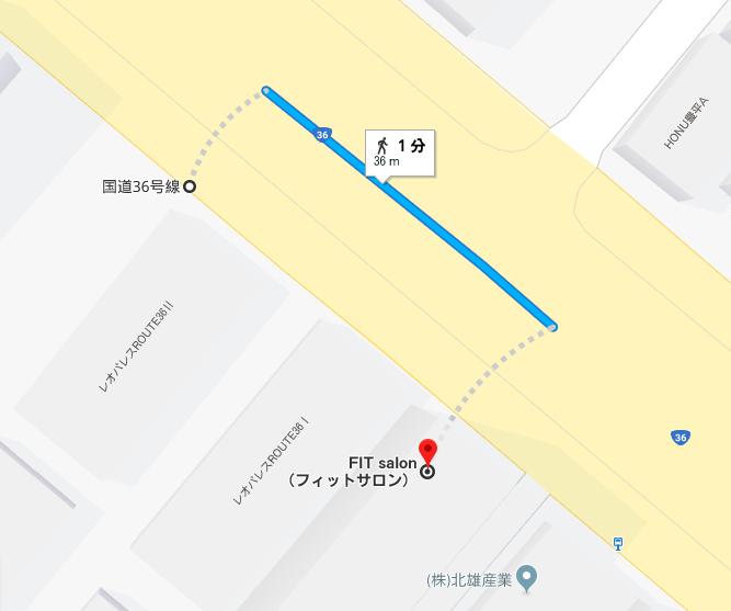 MAP_バス停_福住方面から